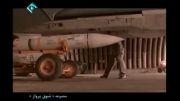 درگیری عقابان ایران با جوجه کلاغ های عراق F_14VsMig_21