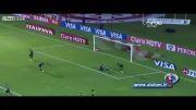 شادی بعد از گل برای بازیکن برزیلی گران تمام شد