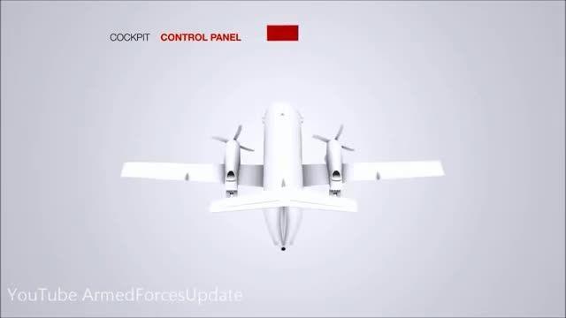 طراحی ضد موشک برای هواپیماهای غیرنظامی