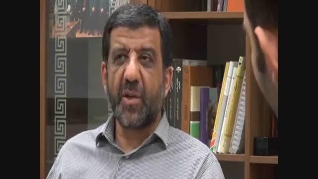 خس و خاشاک به روایت احمدی نژاد !