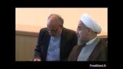 دیدار روحانی با وزیرخارجه لبنان