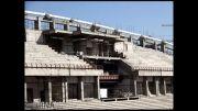 ورزشگاه 30 هزار نفری امام رضا (ع) مشهد مقدس