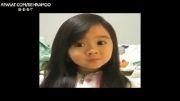 زیباترین دختر بچه 2014