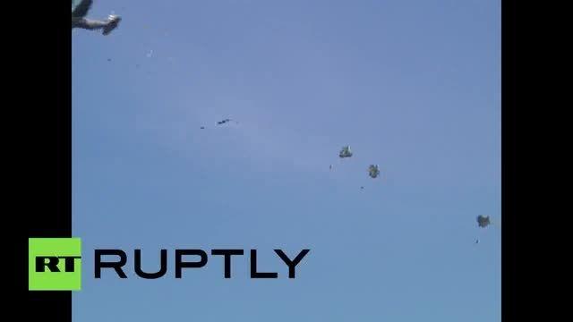 برگزاری بزرگترین رزمایش هوایی ناتو در اروپا