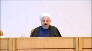 روحانی: سیاست خارجی دنیای دو طرفه است