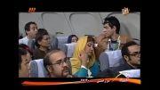 ایرانی ها در پرواز های خارجی به روایت خنده بازار