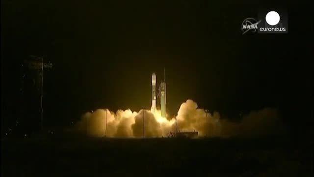 ارسال ماهواره به فضا برای اندازه گیری رطوبت خاک زمین