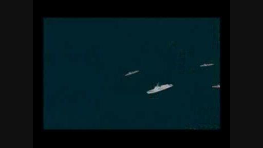 شلیک موشک های روسیه از خزر به سوریه
