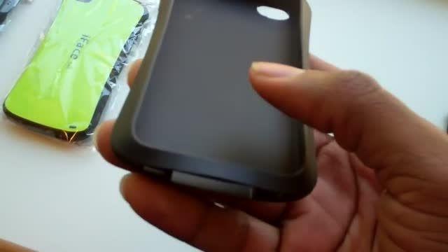 تست ضربه گوشی موبایل با کاور ضد ضربه و شوک آی فیس iFace