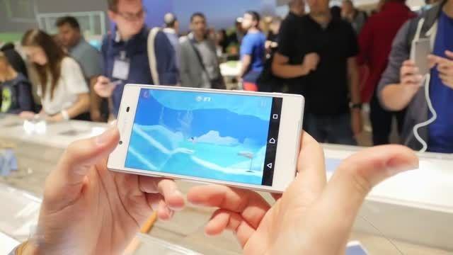 پنج قابلیت جذاب در Xperia Z5 (ایفا ۲۰۱۵