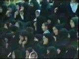 درد و دل دختر شهید ناصری در مورد جامعه با پدرش