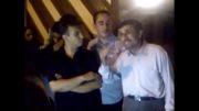 فیلم منتشر نشده احمدی نژاد چندساعت پس ازاتمام ریاست جمهوری-4