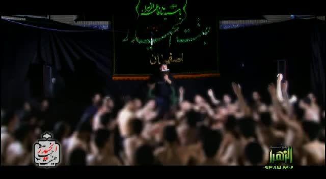 مشمول خدمت شدم براحرم رقیه(س)-کربلایی حسن طاهری