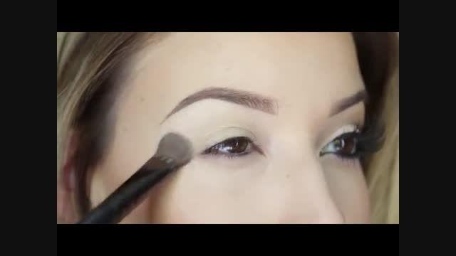 آموزش آرایش چشم برای مهمونی و عروسی