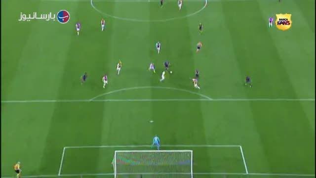 مسیر بارسلونا برای رسیدن به نیمه نهایی لیگ قهرمانان