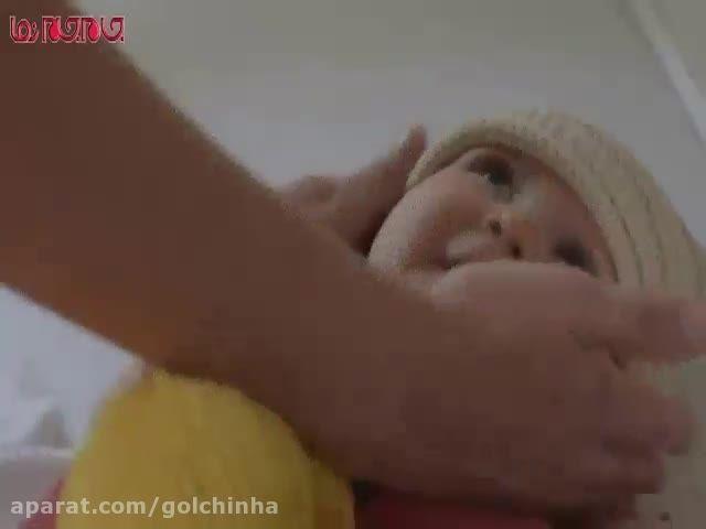 کودک در آغوش گرم مادر (فیلم گلچین صفاسا)