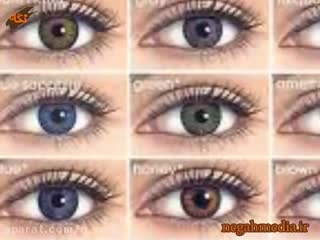 شخصیت شناسی از روی رنگ چشم