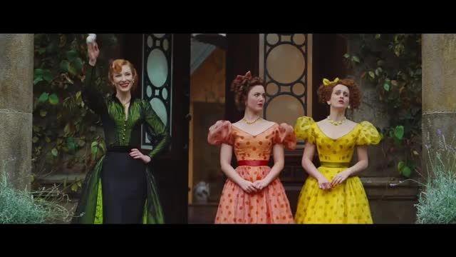 تریلر فیلم Cinderella 2015