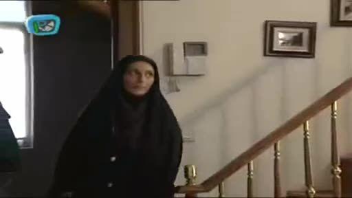 سکانس بازداشت متهم زن (3)