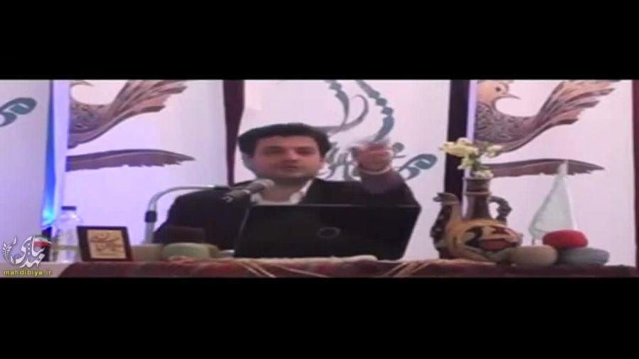 صحبت های تکان دهنده رائفی پور از پیاده روی اربعین
