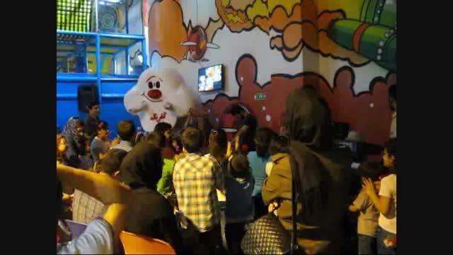 جشن روز جهانی کودکان گلرنگ