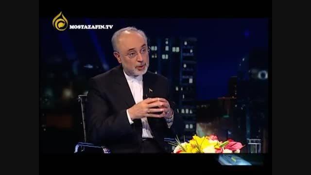 """تاملی کوتاه بر سخنان"""" صالحی"""" پیرامون مباحث فنی مذاکرات"""