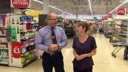 نوآوری یک سوپرمارکت برای مقابله با دور ریختن غذا