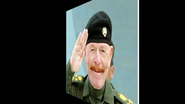 تصاویر جدید جنازه ابراهیم الدوری معاون صدام-عراق- سوریه