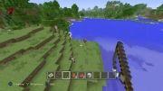 به فنا دادن گاو ها و گوسفندان در Minecraft: X1 :D