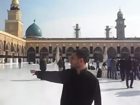 شور سید فاقد برای حضرت زینب
