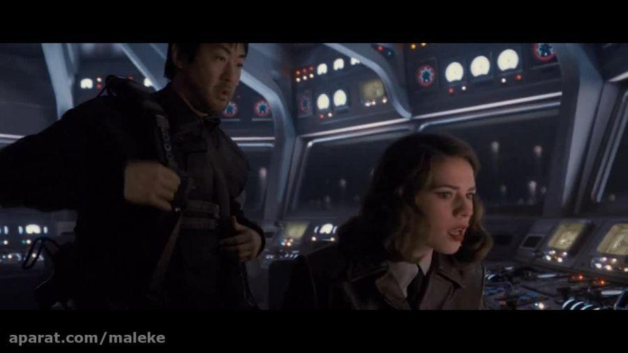 "فیلم ""کاپیتان آمریکا: اولین انتقامجو"" - دوبله فارسی"