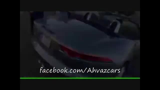 اولین و تنها جگوار تایپ F در ایران-اهواز
