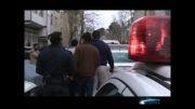 دستگیری اراذل و اوباش توسط پلیس