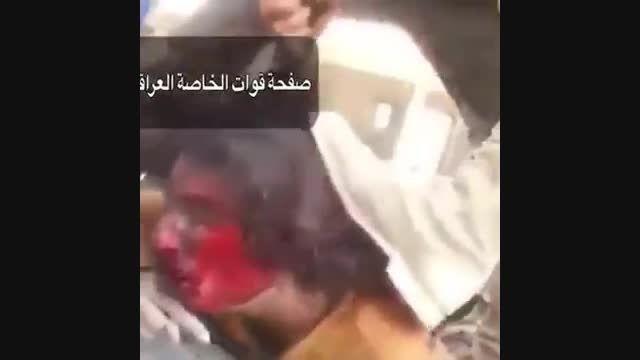 اعدام داعشی مینی تروریست