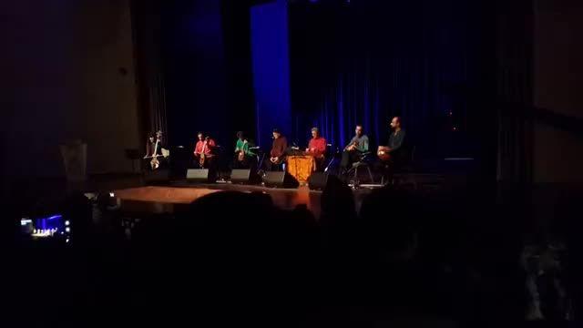 مرغ سحر محمدرضا شجریان در کنسرت ترکیه 4 مهر 94