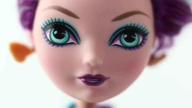 اینم از عروسک زنجبیلی مادلین!
