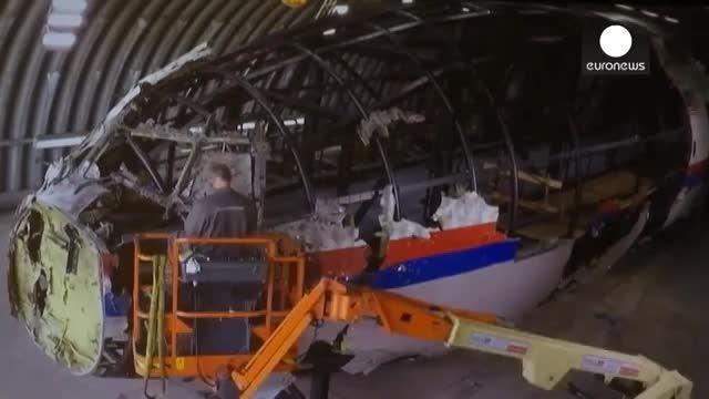 درخواست هلند از روسیه برای همکاری در حادثه سقوط هواپیما