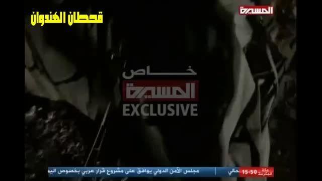 تسلیحات عربستان سعودی در شبوه به دست حوثی ها افتاد
