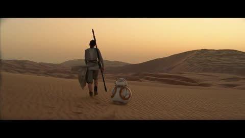 Star Wars 2015 : تریلر جدیدترین فیلم جنگ ستارگان