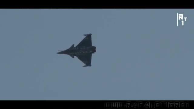 جنگنده چند منظوره فرانسوی رافال