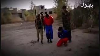 اعدام به سبک داعش در اوج وحشیگری اما ..... -عراق -سوریه