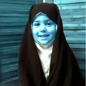 مطهره خانوم حجاب را دوست دارد