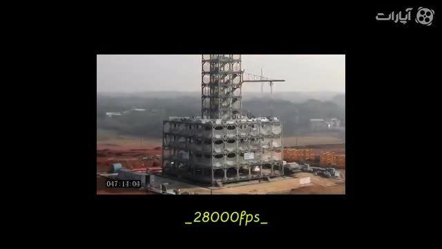 ساخت هتلی در چین در 360 ساعت