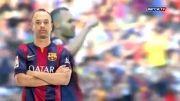 چهار بازیکن بارسلونا نامزد دریافت توپ طلا 2014