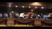 تلاش تندروها برای بر هم زدن جلسه سخنرانی یونسی در شیراز