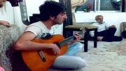 اهنگ مازندرانی با گیتار