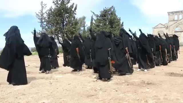 فیلم گردان جهاد نکاح داعش