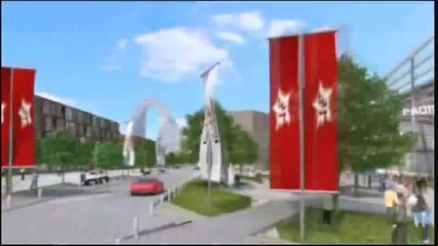 شرکت عرش چکاد - پروژه هتل پدیده شاندیز