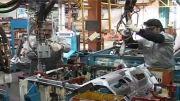 خط تولید پرس پارس خودرو