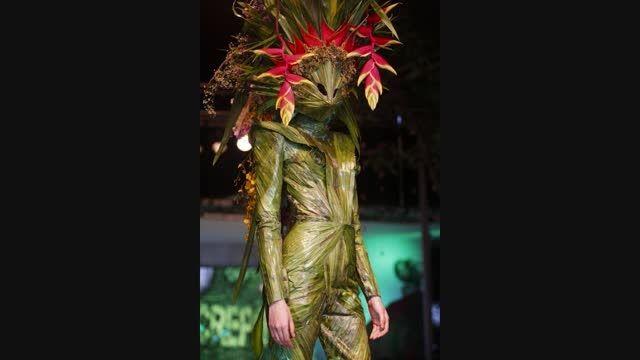 جدیدترین مدل لباس برا دخترا رو نمایی شد ...!